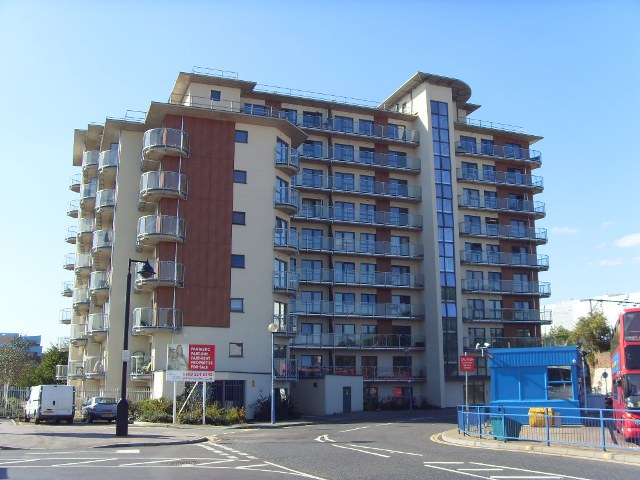 Charrington Court, Atlantas Boulevard, Romford, Essex, RM1 1TF